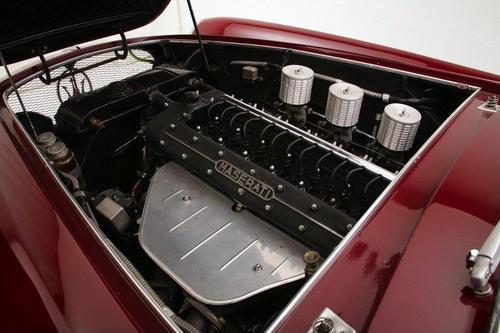 1956 Allemano Maserati A6G54 2000 GT 3