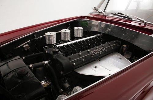 1956 Allemano Maserati A6G54 2000 GT 4