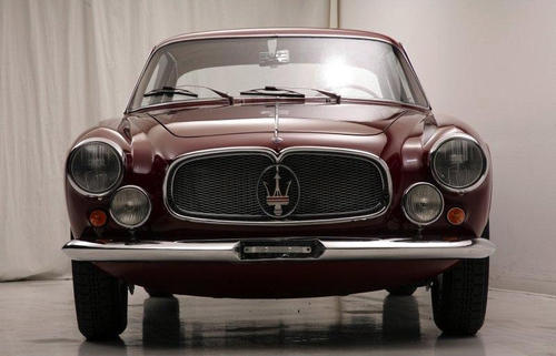 1956 Allemano Maserati A6G54 2000 GT a
