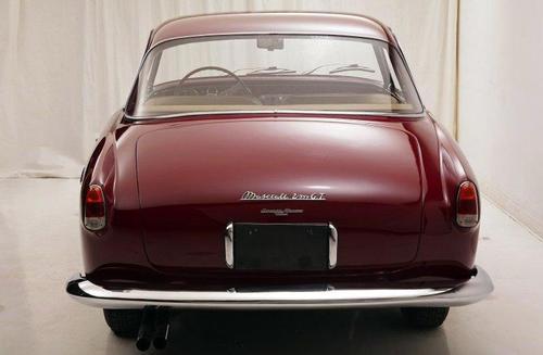 1956 Allemano Maseratie A6G 2000 c