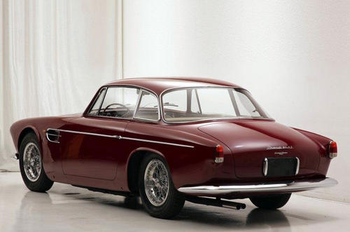 1956 Allemano Maseratie A6G 2000 d