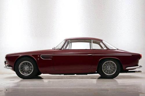 1956 Allemano Maseratie A6G 2000 e