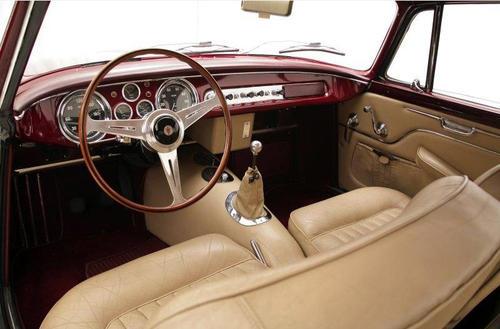 1956 Allemano Maseratie A6G 2000 g