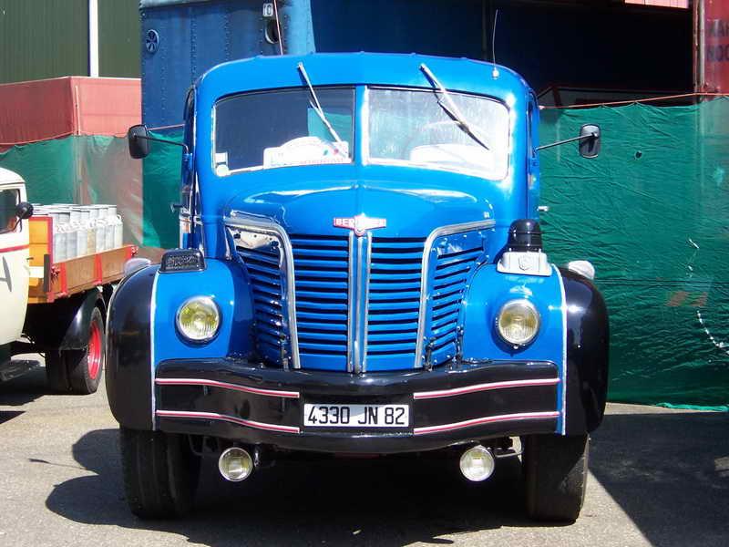 1956 Berliet 2q