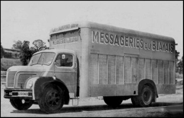 1956 BERLIET GLC 6 R