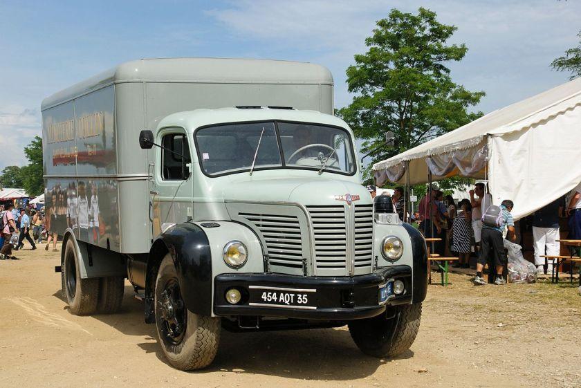 1956 Berliet GLR