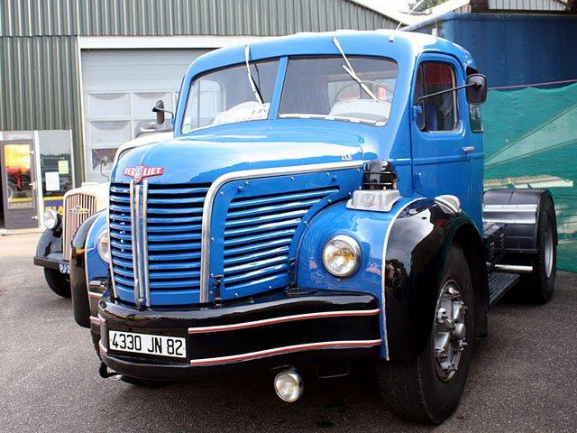 1956 BERLIET TLR 8m