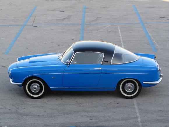 1956 Fiat 1100 Sport
