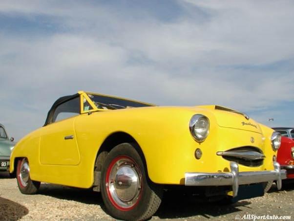 1956 Panhard Dyna Junior