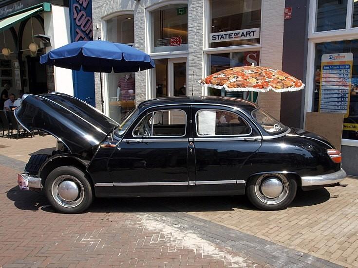 1956 Panhard Dyna Z12