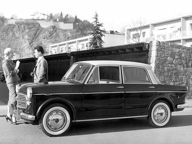 1957-59 Fiat 1200 Granluce