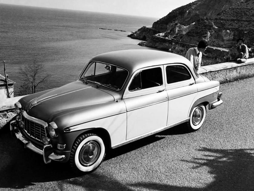 1957-59 Fiat 1900 B (105)