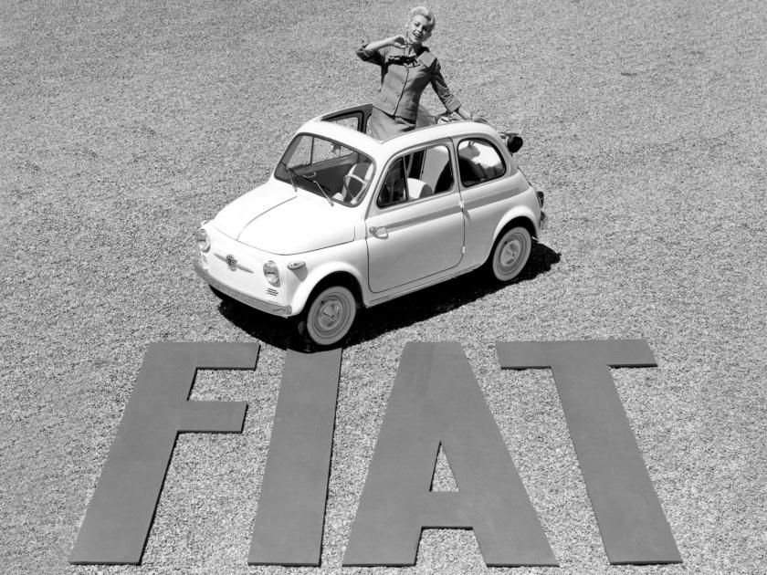 1957-59 Fiat Nuova 500 N