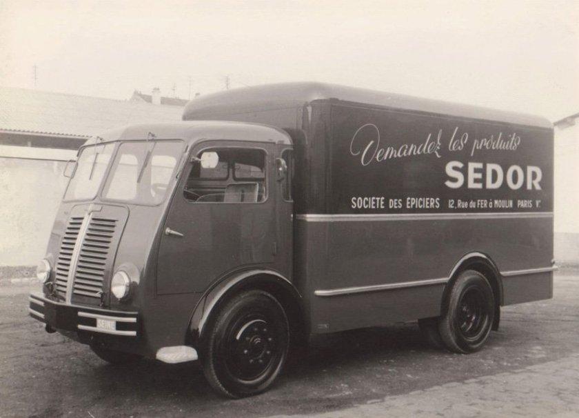 1957 Berliet GLA 5