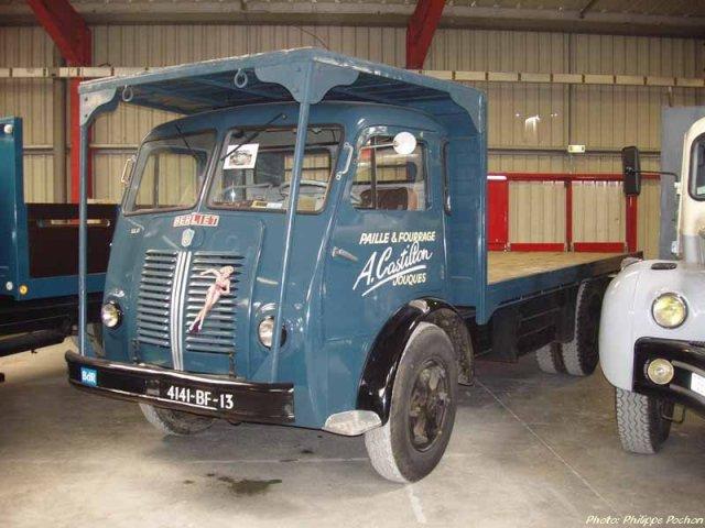 1957 Berliet GLB et le GLC 6