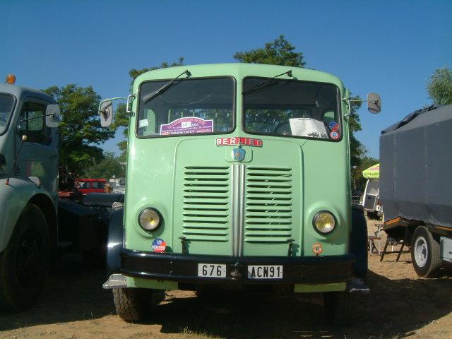 1957 Berliet glb5r voorkant