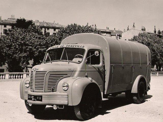 1957 BERLIET GLC 6 R renforcé