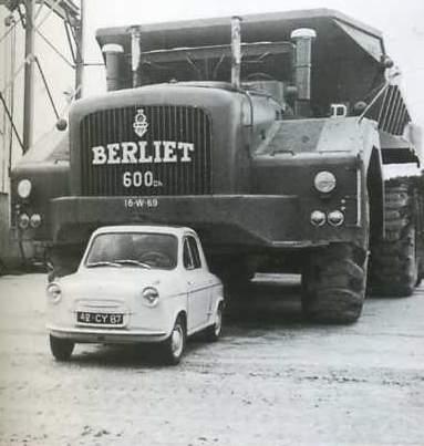 1957 Berliet T 600 (2)