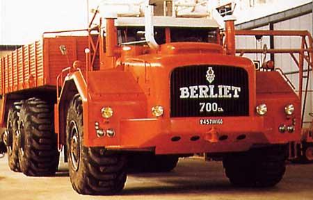 1957 Berliet T 700