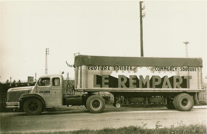 1957 Berliet TLR 10 R