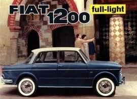 1957 Fiat 1200 Granluce a