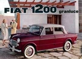 1957 Fiat 1200 Granluce