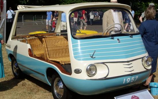 1957 FIAT MULTIPLA MARINELLA