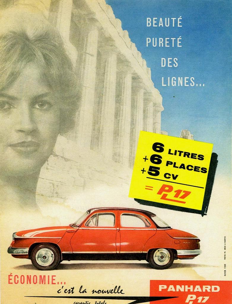 1957 Panhard PL17