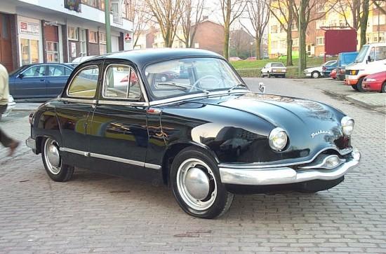 1957 Panhard Z 12