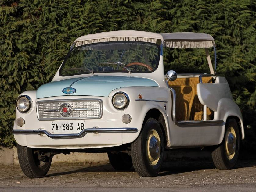 1958-62 Fiat 600 Jolly