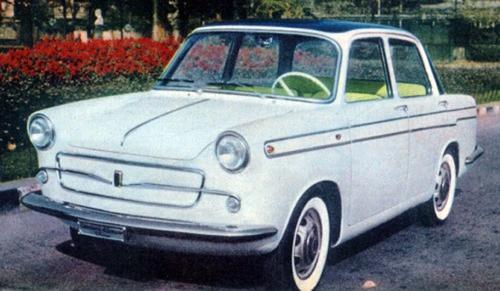 1958 Allemano Fiat 600