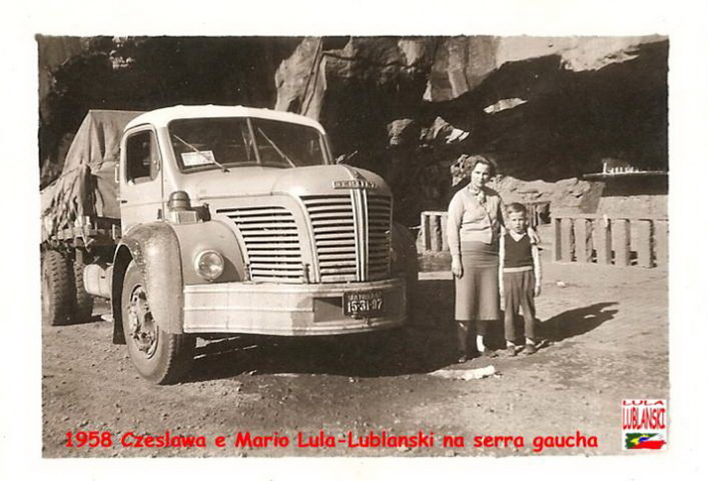 1958 Berliet a