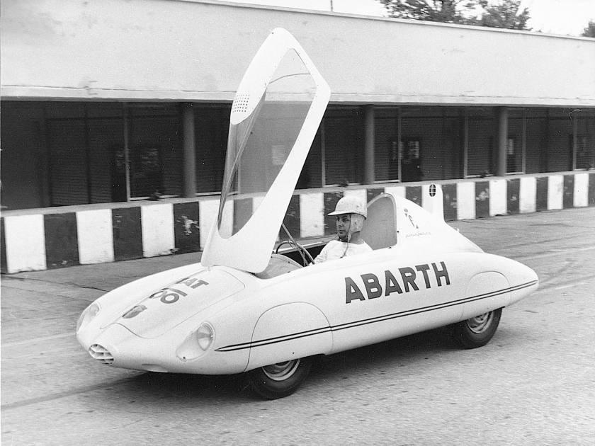1958 Fiat Abarth 500 Record