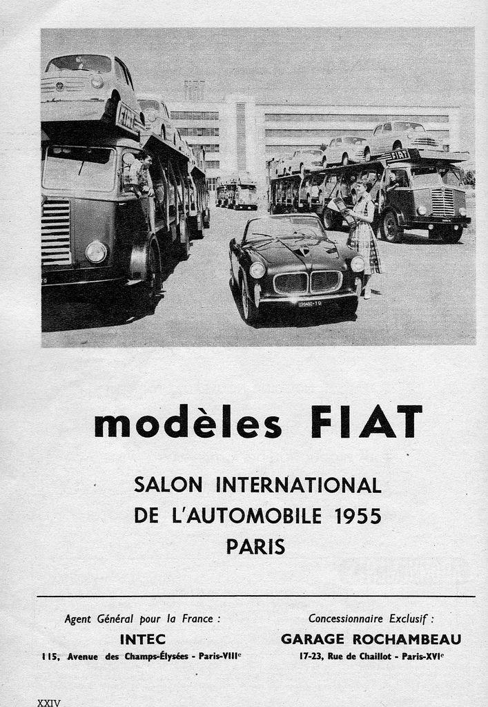 1958 FIAT F a