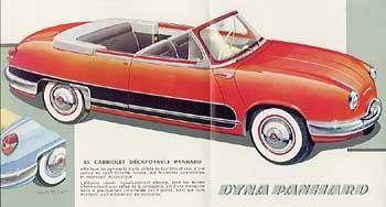 1958 panhard dyna cabrio
