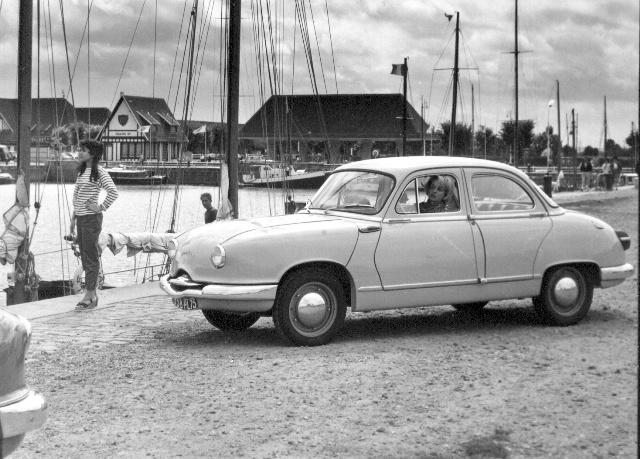 1958 Panhard Dyna Z11