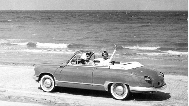 1958 Panhard Dyna Z15