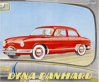 1958 panhard dyna