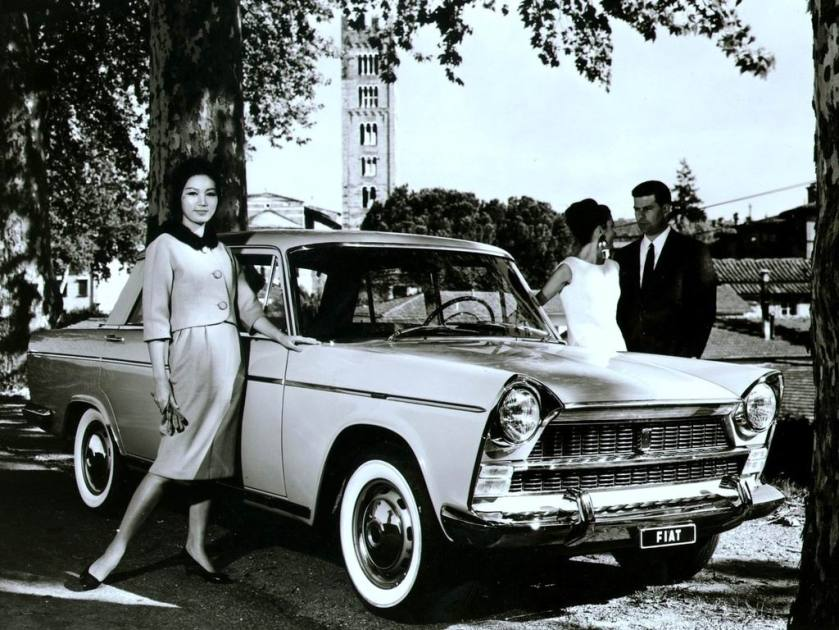 1959-61 Fiat 1800-2100 (112-114)