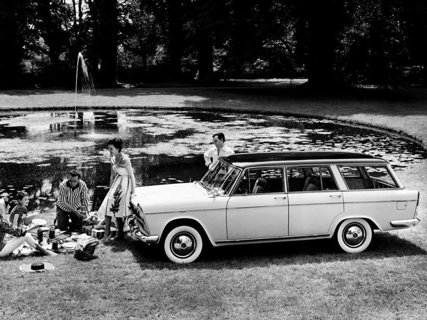 1959-61 Fiat 1800-2100 Familiare (112-114)