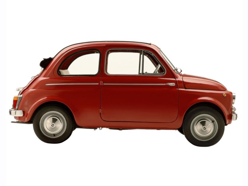 1959-61 Fiat Nuova 500 Trasformabile