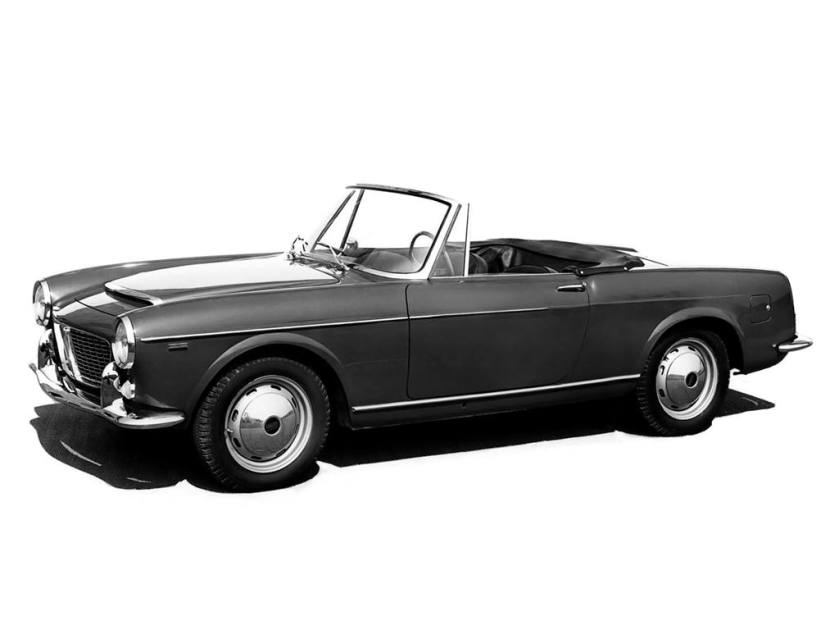 1959-62 Fiat 1500 S Cabriolet (118)
