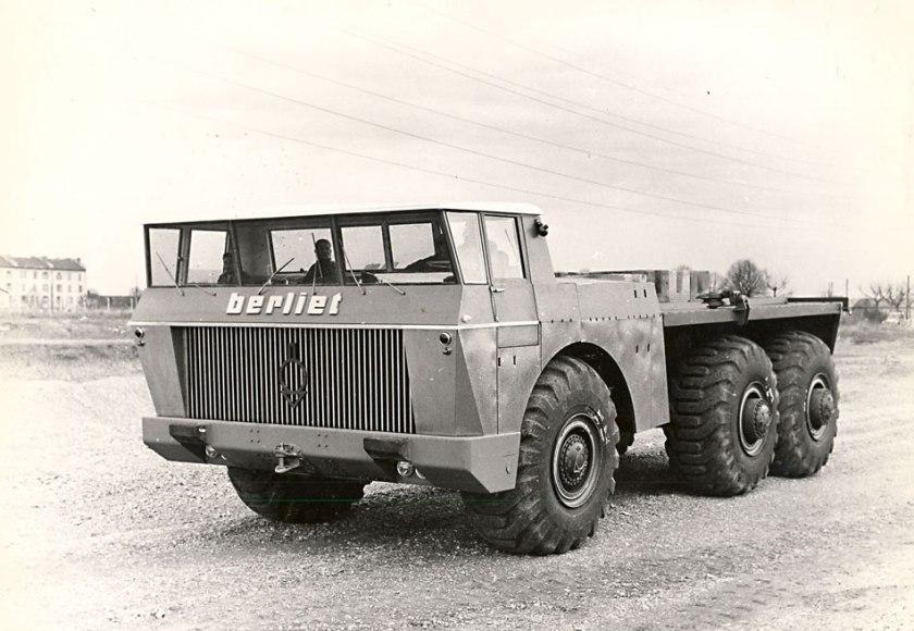 1959 Berliet T100-N4