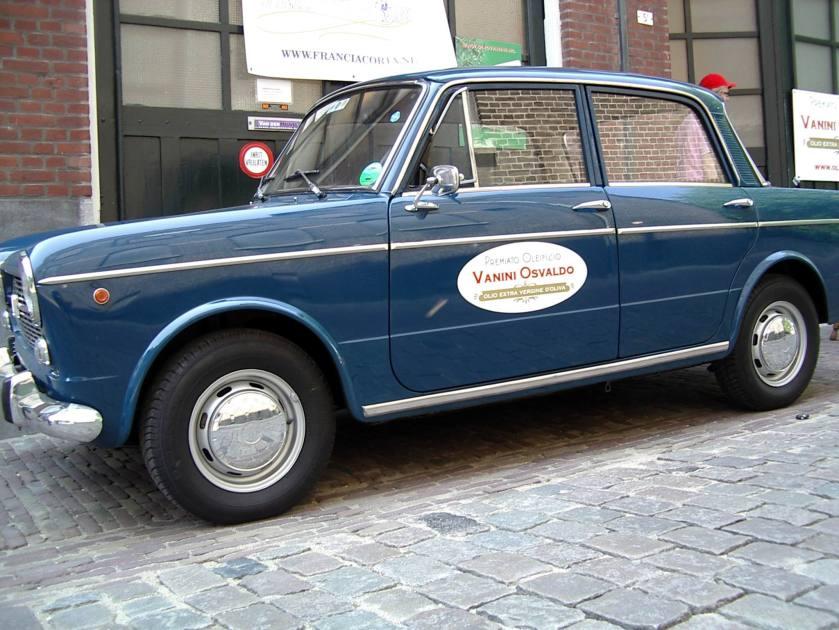 1959 Fiat 1100 2