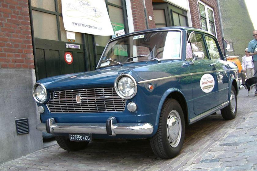 1959 Fiat 1100 3