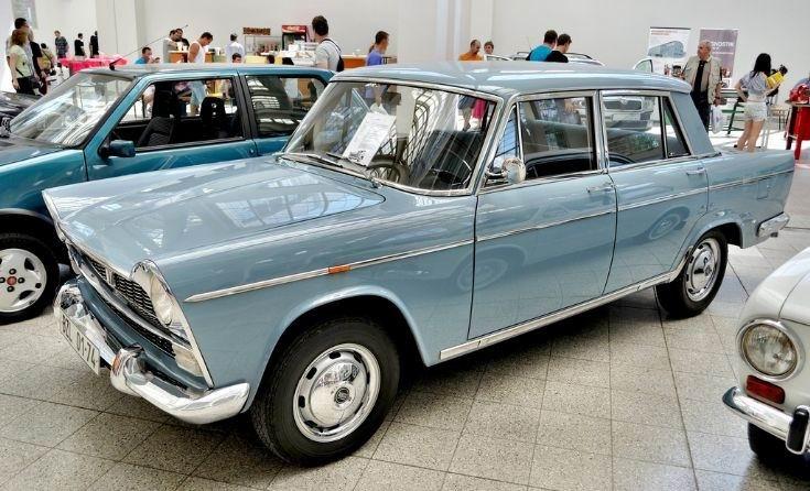 1959 Fiat 1800 2