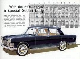 1959 Fiat 1800 Special Sedan