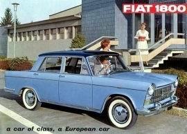 1959 Fiat 1800