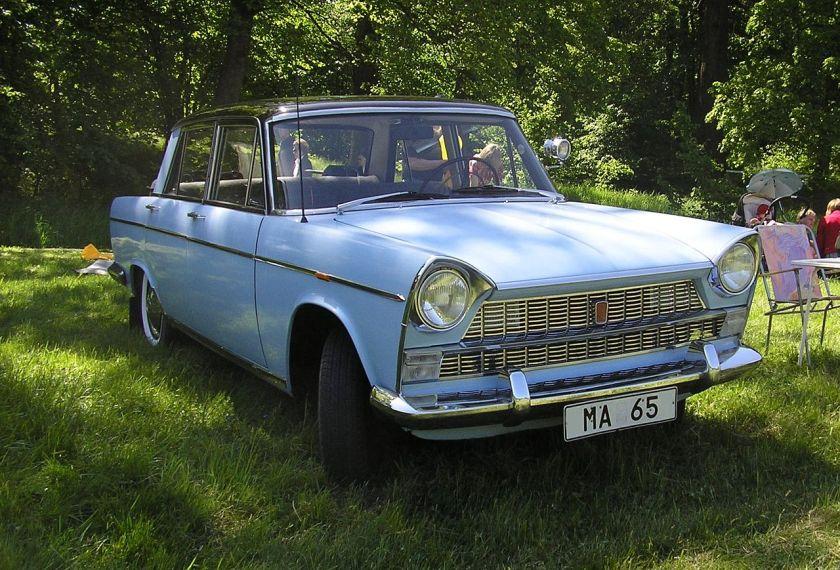 1959 Fiat 2100 DeLuxe