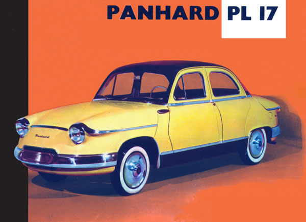 1959 Panhard PL17 L1
